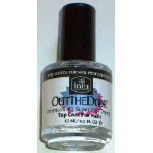 Out The Door Super Fast Drying Top Coat For Nails .5 Oz Inm