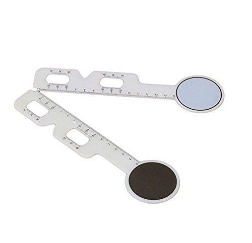 PRIMI Kunststoff Optische PD Lineal pupillendistanz Meter für Eye Werkzeug