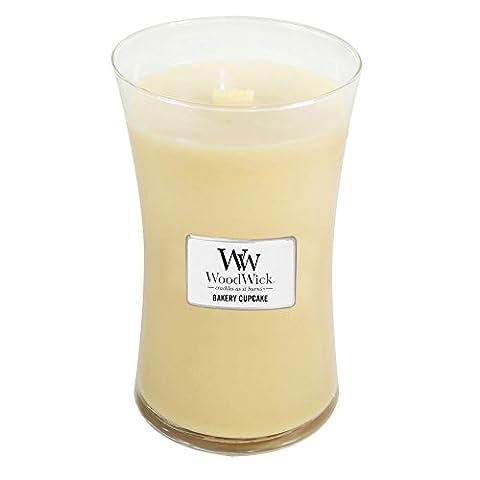 Woodwick Jar Candle (Large) (Bakery