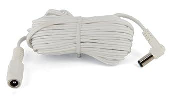 PetSafe - Rallonge de 5 m pour Chatière àpuce électronique pour Chat Petporte smart flap, Câble Compatible avec l'Adaptateur, Allonge la Distance Mur /Chatière -  série 100, Blanc