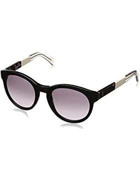 Tommy Hilfiger Damen Rund Sonnenbrille TH 1291/S EU