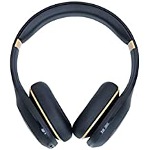 Mi Super Bass Wireless Headphones with Super Powerful bass, up to 20hrs Battery Life, Bluetooth 5.0 (Black and Gold)