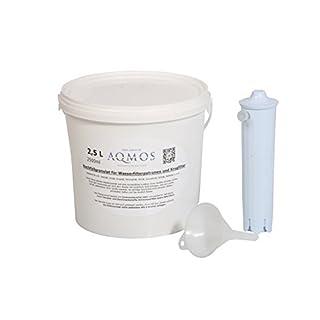 """2,5 Liter Filtergranulat Re-Fill-Set inkl. Filterpatrone """"Jura Claris Blue"""" Art. 67007"""
