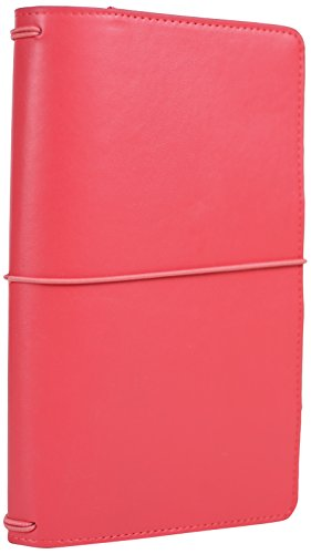 Echo Park Travelers Notebook-Coral