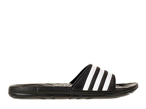 adidas , Damen Sneaker 39.3 39 schwarz / weiß