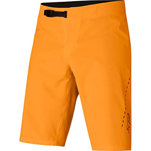 Fox Shorts Flexair Lite Atomic Orange 36