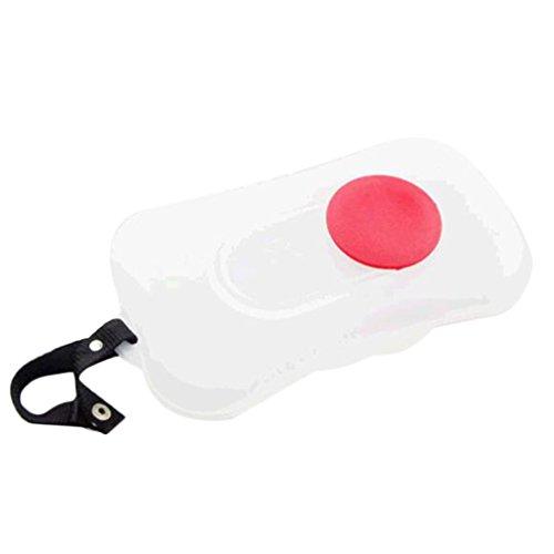 Feuchttücher-Box, tragbar, für feuchte Feuchttücher, Transparent, Box für draußen, auf Reisen
