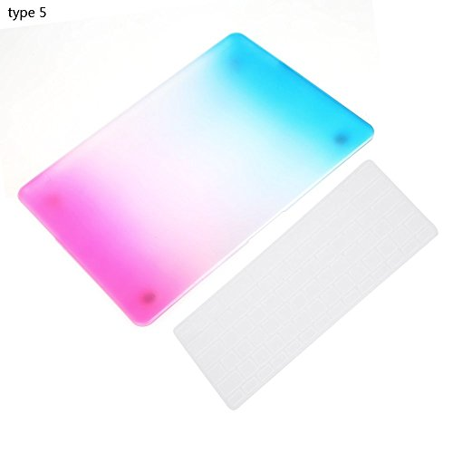 Print Plastic Hard Case with Keyboard Cover for Air 13'' Macbook
