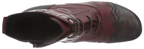 Remonte Dorndorf D1271, Bottes Pour Femmes Multicolores (havanna / Vino / Antik / Chestnut / Wine / 35)
