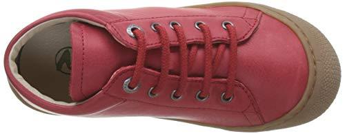 Naturino Cocoon-Lauflernschuh aus Leder-Rot rot 21