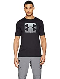 861c06f32686d3 Under Armour Boxed Sportstyle Ss Men's T-shirt Breathable Gym and Fitness  Clothing