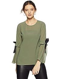 pluss Women's Regular fit Shirt