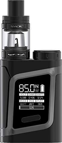 SMOK AL85 Baby Alien 85W TC E Cigarettes Starter Kit (Gun Metal)