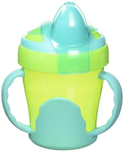 Vital Baby Trinklernbecher mit Griffen, grün und türkis