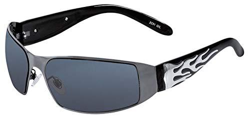 Held Biker Fashion Sonnenbrille - Motorrad-Fahrer Sonnenbrille - auf dem Bike oder in der Freizeit bequem zu tragen.