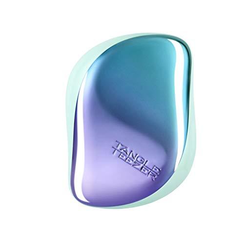 Tangle Teezer - Spazzola districante compatta, colore: blu petrolio
