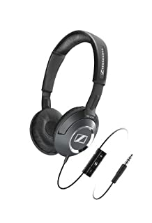 Sennheiser HD 218i - Auriculares de diadema abiertos (Control remoto integrado), negro (B003VIXT38) | Amazon price tracker / tracking, Amazon price history charts, Amazon price watches, Amazon price drop alerts