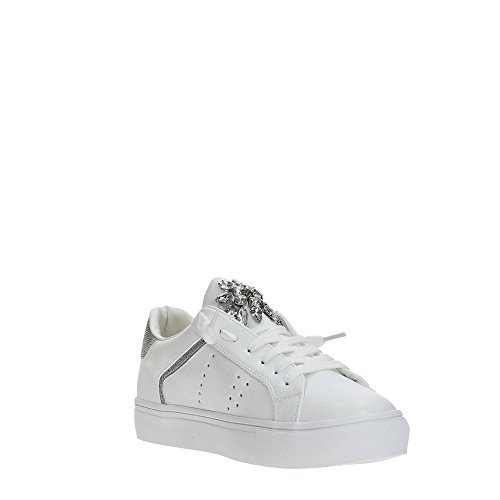 YNOT S18-SYW622 Sneakers Donna White