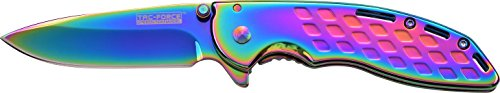 Tac Force–Navaja Rainbow Titanio VII