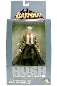 Batman Hush Series 3: Commissioner Gordon Action Figure - New