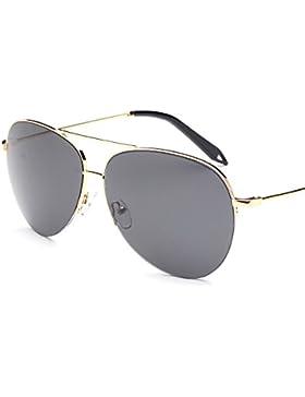 Hombre Mujer Casual Clásico Al Aire Libre AC Lente Metal Marco UV400 Aviador Gafas De Sol Gafas