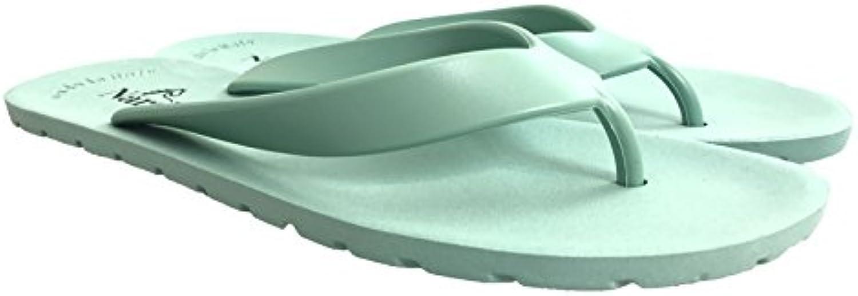 Nardelli - Sandalias de Caucho para Mujer Verde Verde