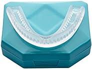 2 x Menthol Bite Dentale Notturno Automodellante. Apparecchio anti Bruxismo - anti Digrignamento dei denti e d
