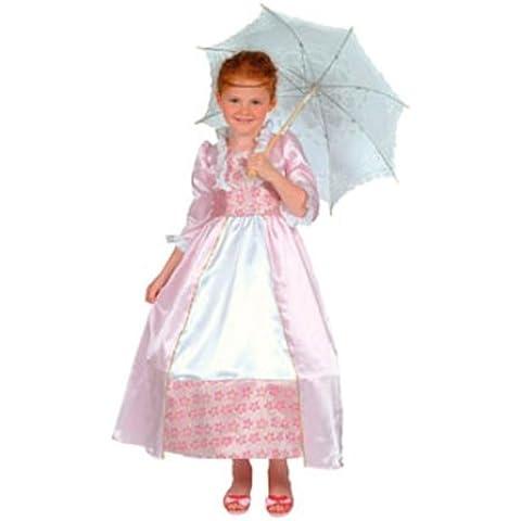 Cesar L248-001 - Disfraz de romano para niña (3 años)