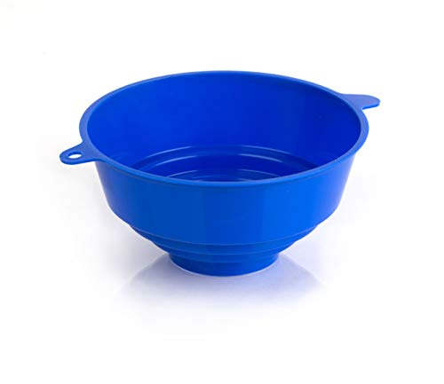Kimmel Einfüllhilfe Einweckhilfe, Kunststoff, Blau