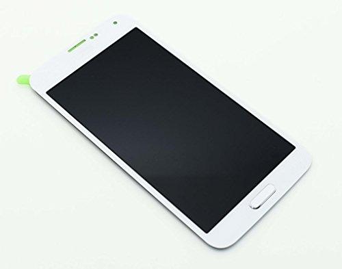 [iGuard] LCD Display passend für SAMSUNG Galaxy S5 Weiss SM-G900F + iGuard Werkzeugset / Frontglas / Displayglas / LCD Reparatur / Digitizer / LCD Replacement / 8 - Teiliges Werkzeugset TOOLS (Weiße Galaxy Für Lcd Samsung S5)