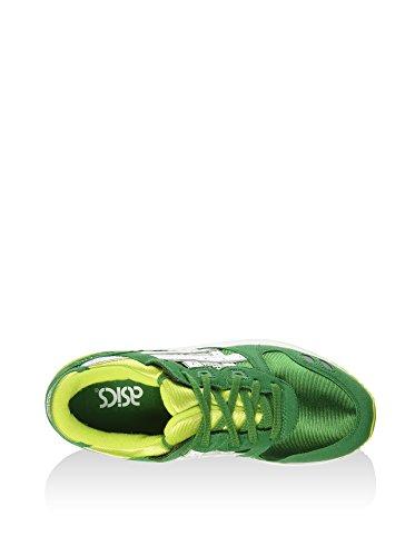 Asics - Gel-lyte Iii Gs, Sneaker basse Unisex – Adulto Verde/Bianco