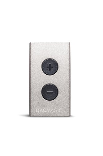 Cambridge DacMagic XS Mini Konverter USB Digital/Analog für Laptop Gold