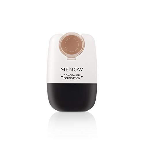 M&M Leichte neblige Concealer-Foundation Feuchtigkeitsspendendes Ölkontrollholding mit glatter Kugel,natürliche Farb,Einheitsgröße