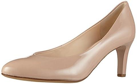 HÖGL Claire, Women's Closed-Toe Pumps & Heels, Beige (Nude), 5.5