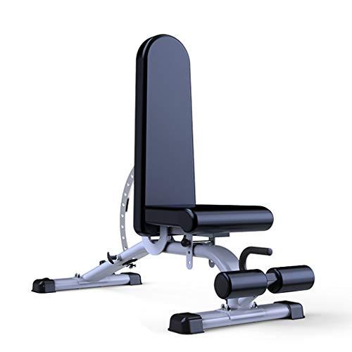GFFTYX Banco de pesas de entrenamiento ajustable Banco de ejercicios - Banco comercial...