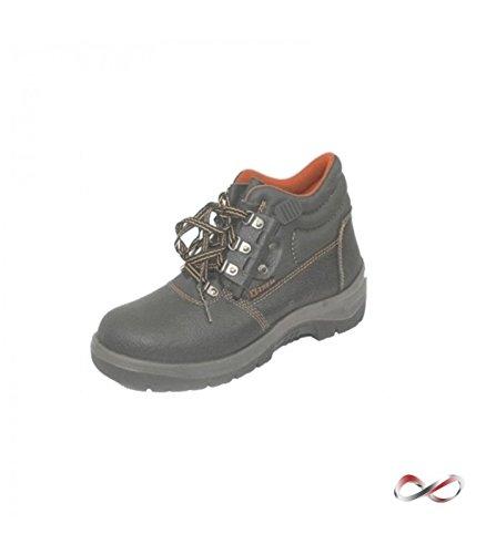 Schuhe Hohe Xtrem Leder schwere M S1P