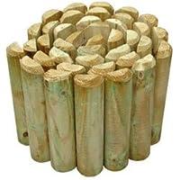 Bordura de madera. Dimensiones: 200 x 2000 mm