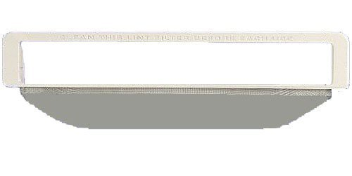 Trockner Lint Screen Filter (Tools & More GE WE18X 54Trockner, Fusseln Bildschirm Filter, 14-1/5,1cm Größe: 14-1/5,1cm Modell: WE18X 54)