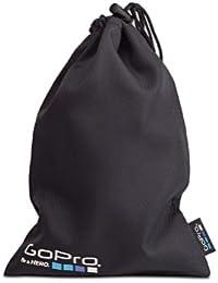 GoPro Lot de 5 Sacs à dos de rangement pour caméra embarquée et accessoires - Noir