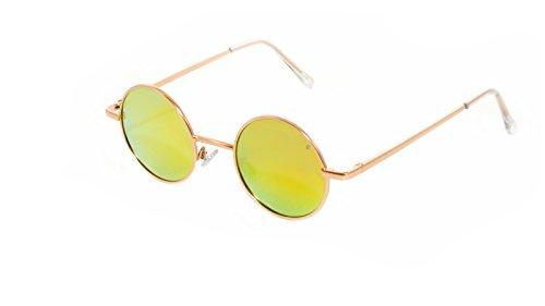 gafas-de-sol-john-redondo-retro-estilo-lennon-polarizadas-r2317-r2317g-oro-lentes-oro-revo-espejo