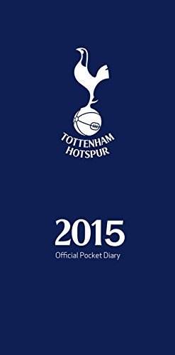 TOTTENHAM HOTSPUR OFFICIAL 2015 DIARY TAGEBUCH + TOTTENHAM HOTSPUR DOUBLE SIDE SCHLÜSSELANHÄNGER KEYRING