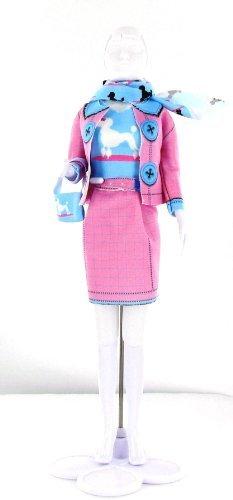 Jacky Poodle : fare vestiti per le tue bambole ... la Barbie più bella, sarà tuo !