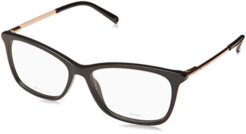 Tommy Hilfiger Brille (TH-1589 807) Acetate Kunststoff - Metall schwarz - roségold