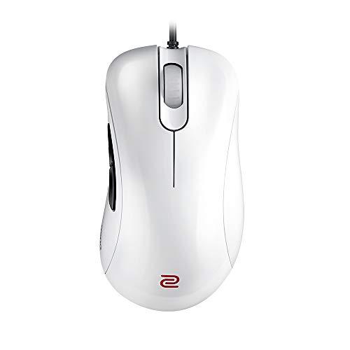 Zowie EC2-A -USB-Maus: Auflösung: 3200DPI, Ergonomie: für Rechtshänder, Gewicht: 93g, Farbe: weiß -