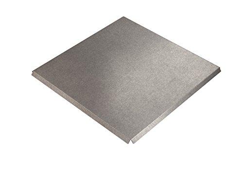 Bon 11-188 28-Inch by 28-Inch Galvanized Steel Mortar Board by BON