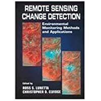 Remote Sensing Change Detection 1st edition by