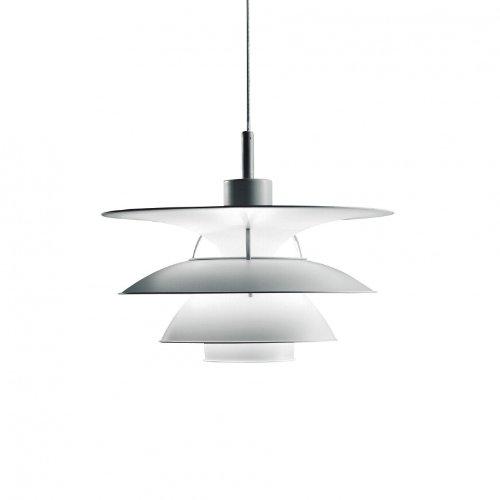Price comparison product image PH 5-4 1/2 Suspension Lamp white / Ø47cm/lacquered