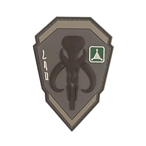 Cobra Tactical Solutions Military PVC Patch Kopfgeldjäger Boba -