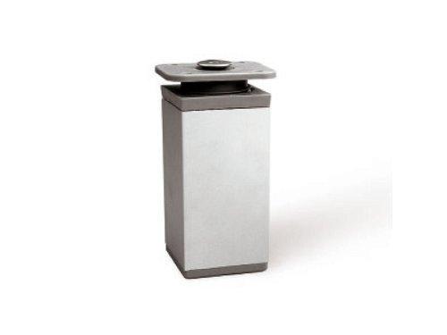 so-tech-pied-de-meuble-dak-argent-anodis-hauteur-80-mm-15-mm-rglable