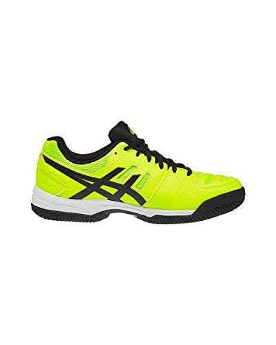 Asics Gel Pádel Pro 3 Men - Zapatos Adultos Unisex, Amarillo/Negro, 44.5